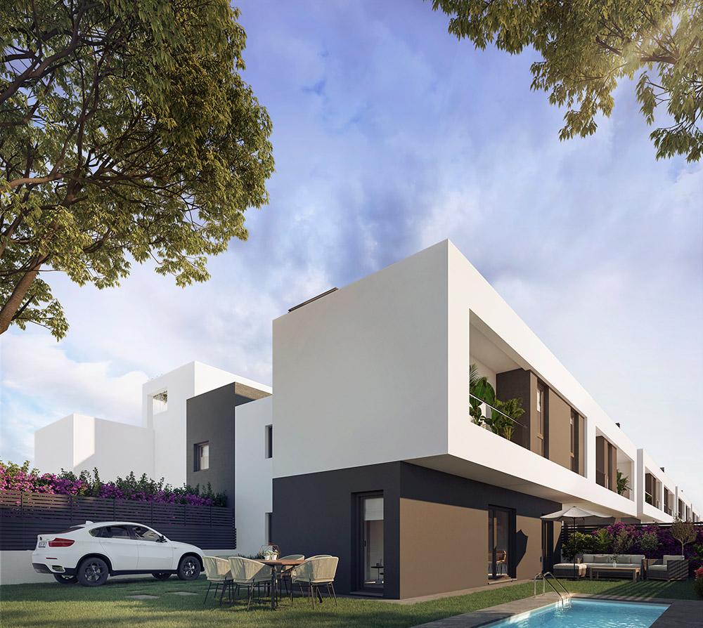 Urbanización El Alba: nueva promoción a un paso de Almería